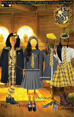 If Me and my Other Hufflepuffs were actually in Hufflepuff..