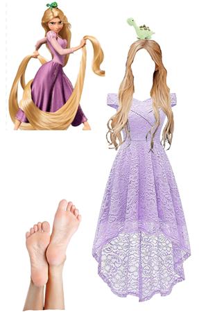 Rapunzel 🦎