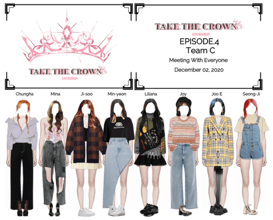 """""""Take The Crown"""" Ep.4 [Team C]"""