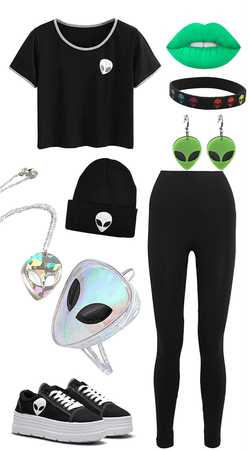 alien/ halloween