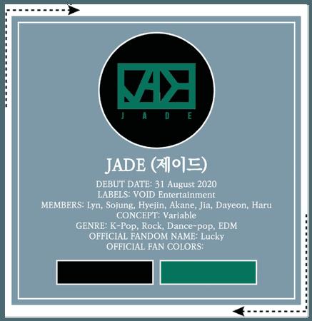 JADE (제이드) Intro