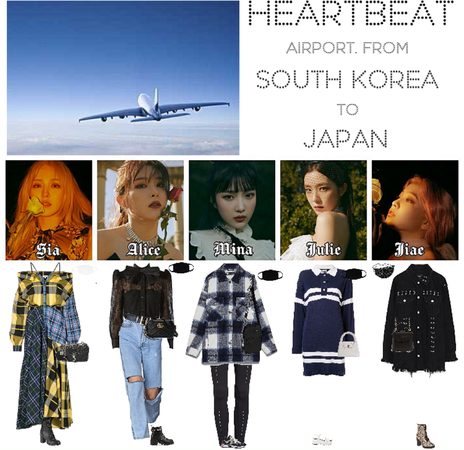 [HEARTBEAT] AIRPORT | SOUTH KOREA TO JAPAN