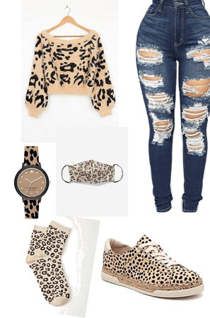 not enough cheetah print