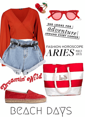 Aries • Beach Summer