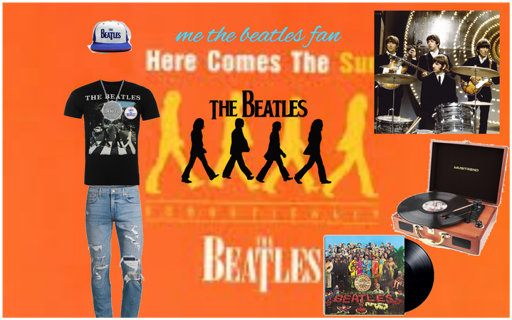me the beatles fan