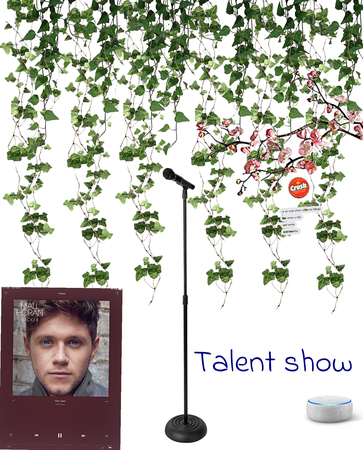 talent show is coming