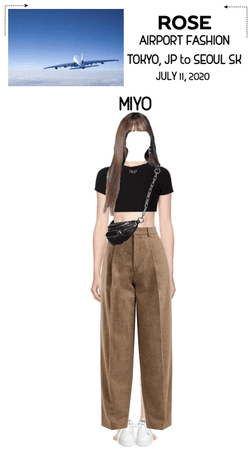 {RoSE} Airport Fashion