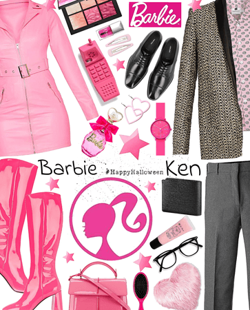 Couples Costume: Barbie and Ken