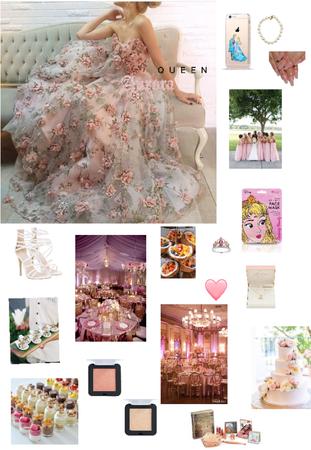 Aurora's wedding
