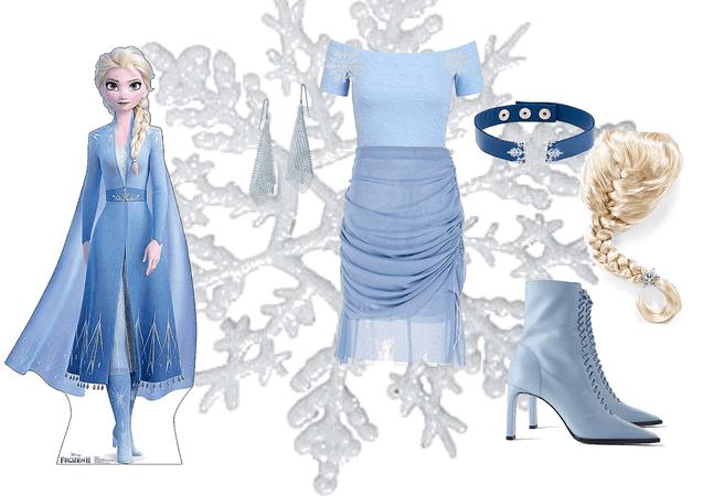Elsa Frozen 2 pt 1