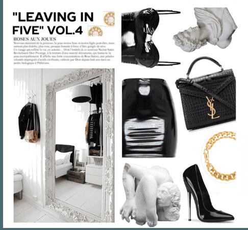 """""""Leaving in Five"""" vol.4"""