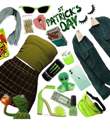 st patrick's day stoner