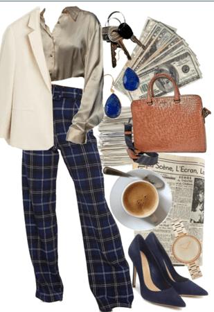 a modern business woman