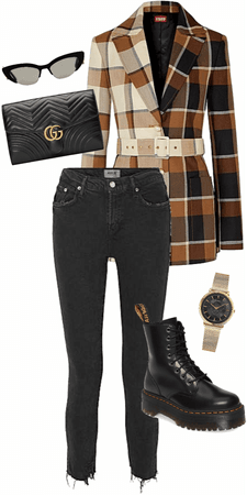 Autumnal Grunge Glam