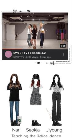 BSW SWEET TV 191120