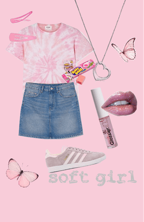 soft girl aesthetic