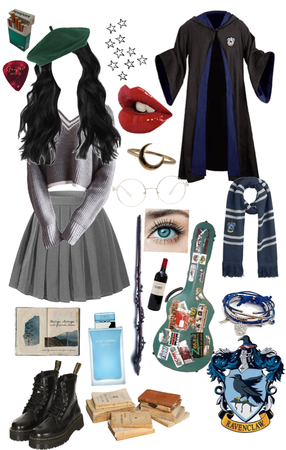 The Enigmatic Ravenclaw