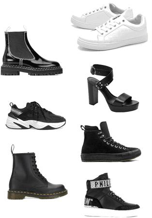 обувь для нашего стиля
