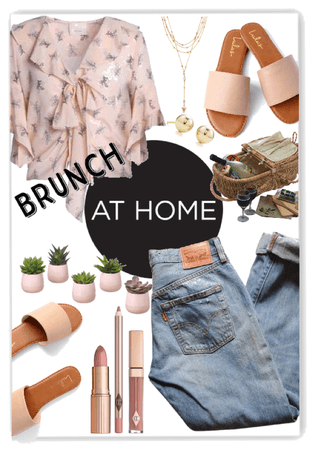 Brunch at Home 🥖