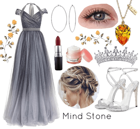 Mi d stone as a princess