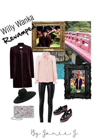 Willy Wanka : revamped