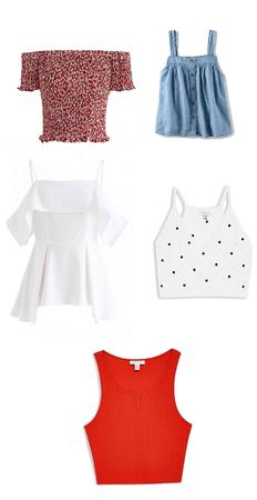 Ash 3 Shopping Shirts