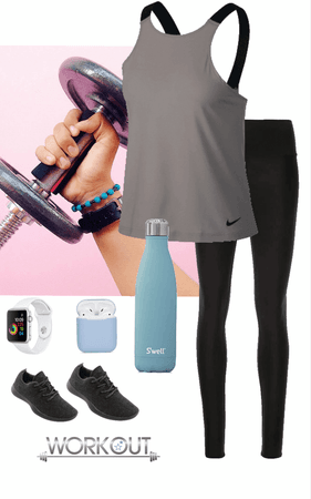 Workout outfit 🏋️♀️🏋️♂️