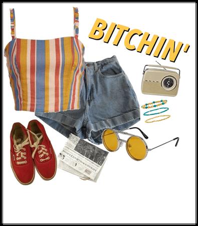 70s Summer wear