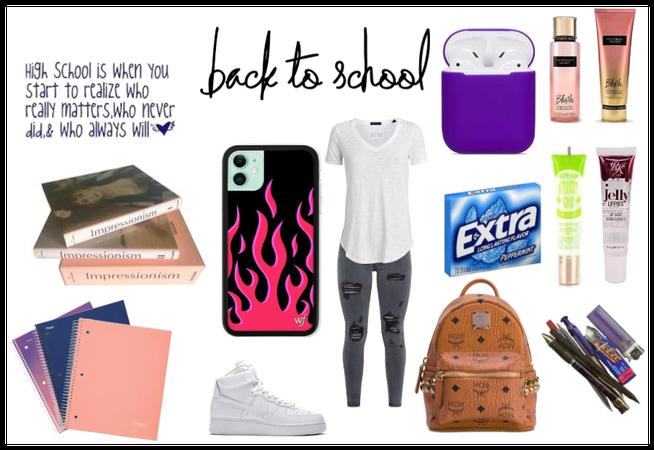 School Tingzz