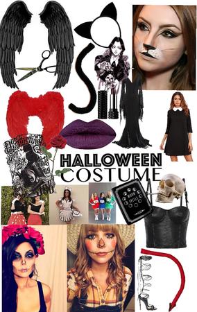 Halloween misfit