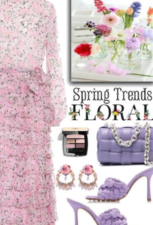 spring trend florals