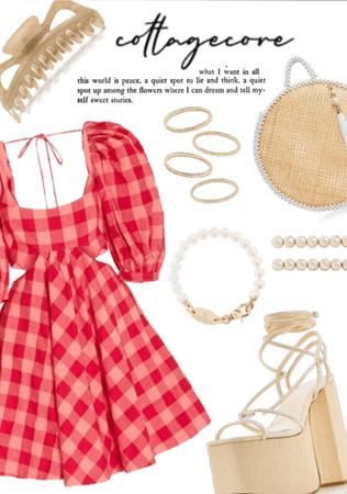 Cottagecore Outfit Challenge