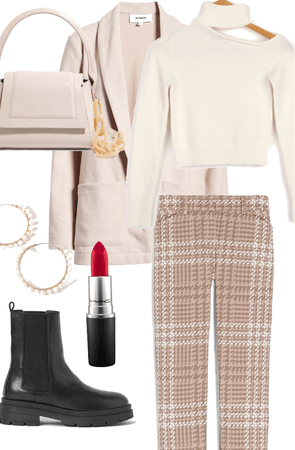 Classy Day look