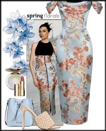 Spring- florals
