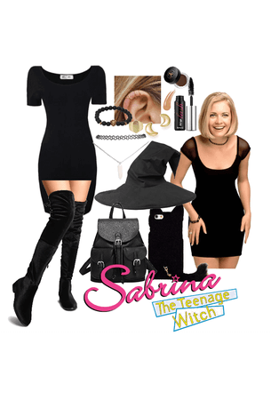 Sabrina the Teenage Witch costume
