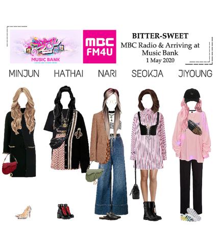 BITTER-SWEET [비터스윗] MBC FM4U Radio & Music Bank 200501