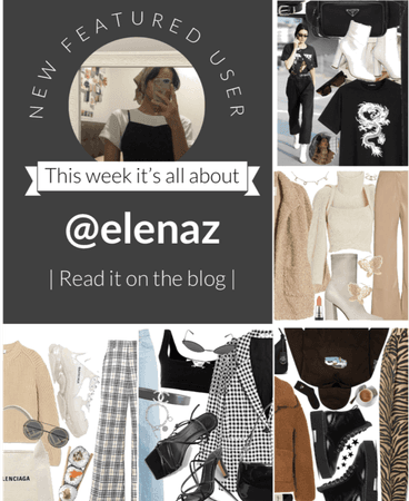 NEW Featured User: @elenaz