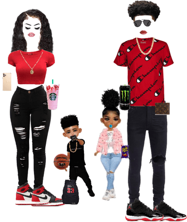 🤑 rich family