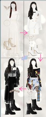 Outfit Idea - Fashion Idea - KPOP Soloist
