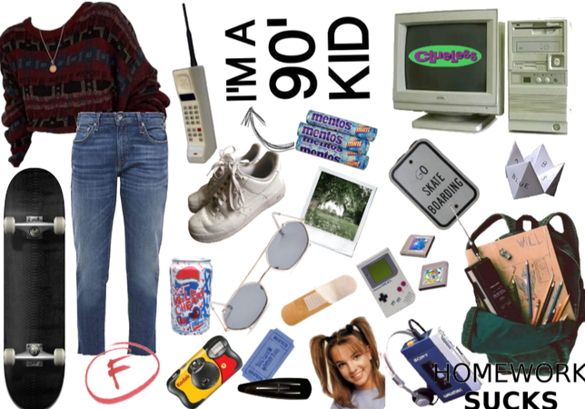 Rad 90s