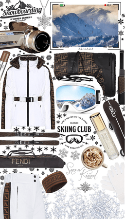 Fendi Ski Resort