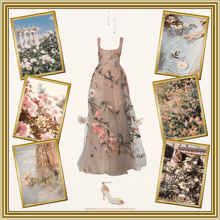pershephone, the goddess of spring.... 🌾⚜️🌾