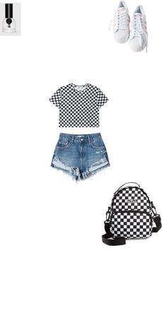 checkered chick