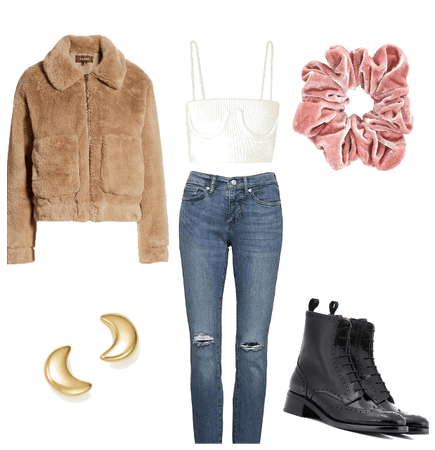 Emma chamberlain inspired outfit