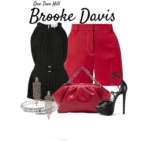 Brooke Davis - One Tree Hill