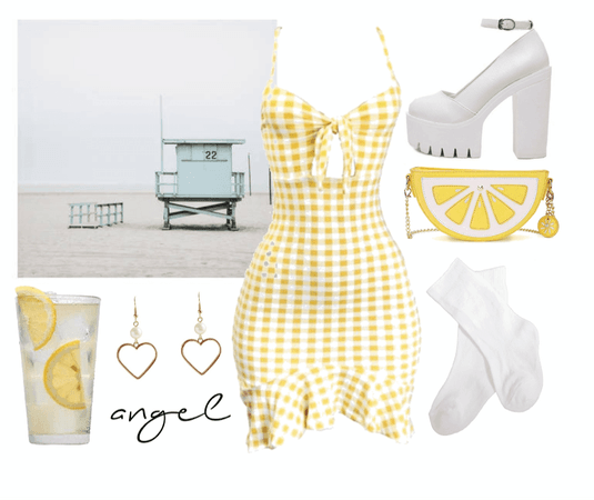 Seaside Lemon Lolita