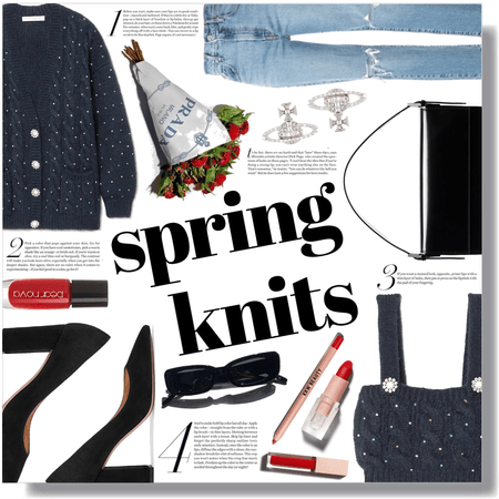 modern knits 🖤