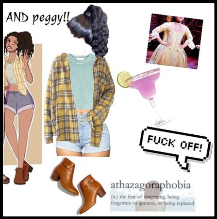 Modern Peggy(margarita) Schyler