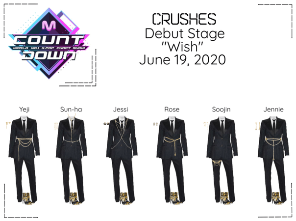"Crushes (호감) ""소원 (Wish)"" Debut Stage"