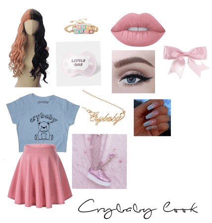 crybaby inspired